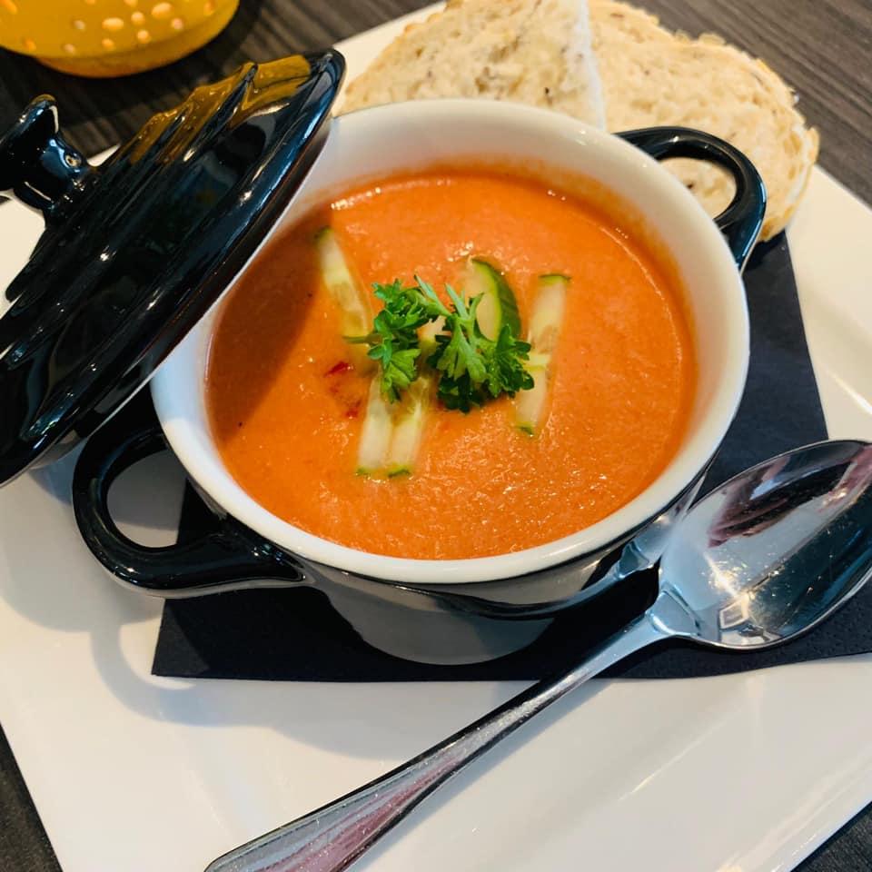 Verse huisgemaakte soepen